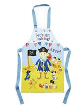 Picture of CAPTAIN FLAPJACK PVC APRON 2-4 YEARS