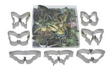 Picture of BUTTERFLY COOKIE CUTTER SET