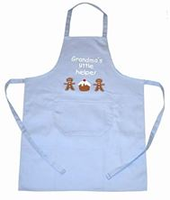 Picture of GRANDMAS LITTLE HELPER APRON 4-7 YEARS