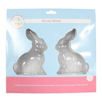 Picture of CHOCOLATE BUNNY MOULD