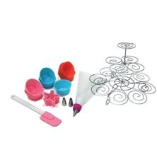 Picture of CUPCAKE DECORATING WITH STAND