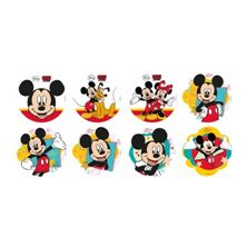 Picture of MICKEY SUGAR CUPCAKE DISC 3.4CM