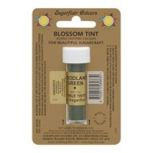 Picture of SUGARFLAIR EDIBLE WOODLAND GREEN BLOSSOM TINT DUST 7ML