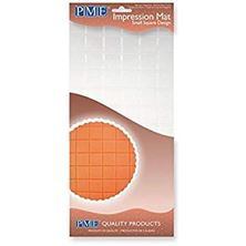 Picture of PME IMPRESSION MAT SMALL SQUARE DESIGN 150 X 305MM