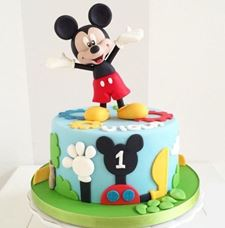 Picture for category BOYS' BIRTHDAY CAKES