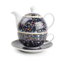 Picture of TEA FOR ONE WITH SAUCER SMALL FLOWERS DESIGN