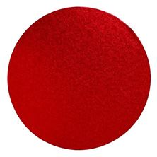 Picture of 10 (254MM) CAKE DRUM ROUND RED