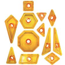 Picture of GEOMETRICAL CUTTERS - SET OF 12
