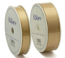 Picture of DECORA SATIN RIBBON GOLD 15MM X 1M