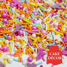 Picture of UNICORN SPRINKLE MIX X 1 G MIN ORDER 50G