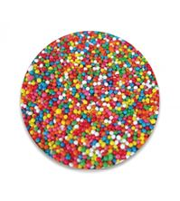 Picture of RAINBOW MINI SUGAR PEARLS