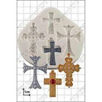 Picture of CROSSES SILICONE MOULD