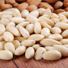 Picture of BLANCHED ALMONDS 1KG