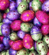 Picture of EASTER EGGS WHOLE small